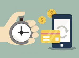 Proses deposit dan withdraw cepat